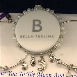 """bella Perlina Jewelry - Bella Perlina """"Love You to the Moon and Back"""""""